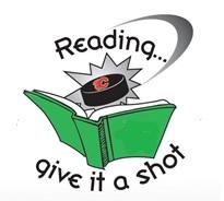 reading give it a shot logo